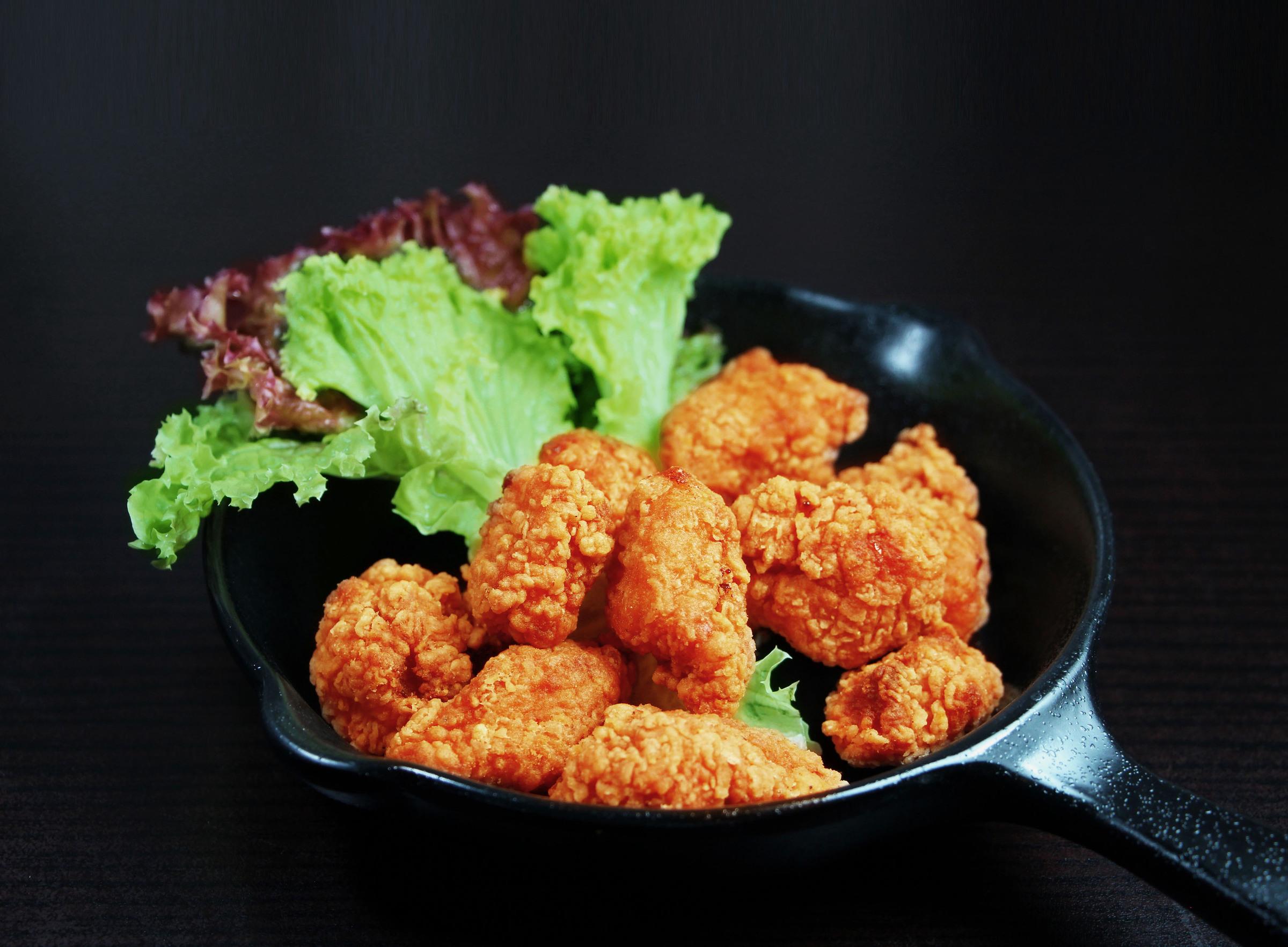 Fried Tomyam Popcorn Chicken 炸东炎爆鸡块.jpg