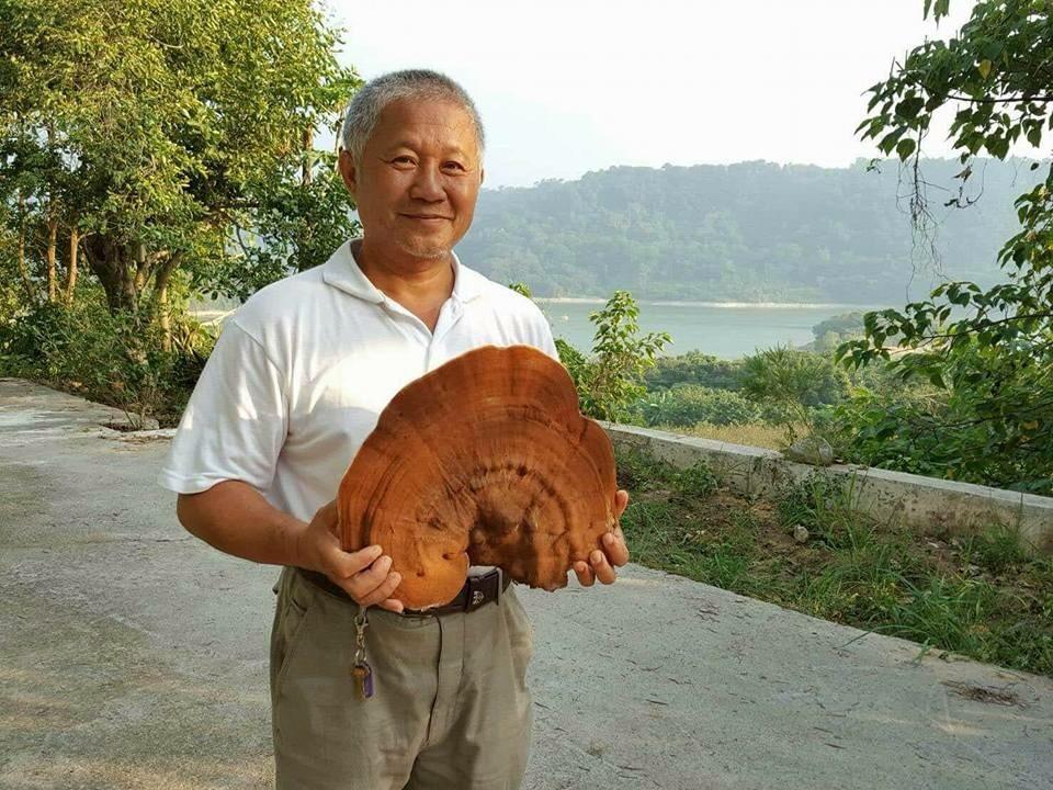 廖明世先生,儒耕無毒農業