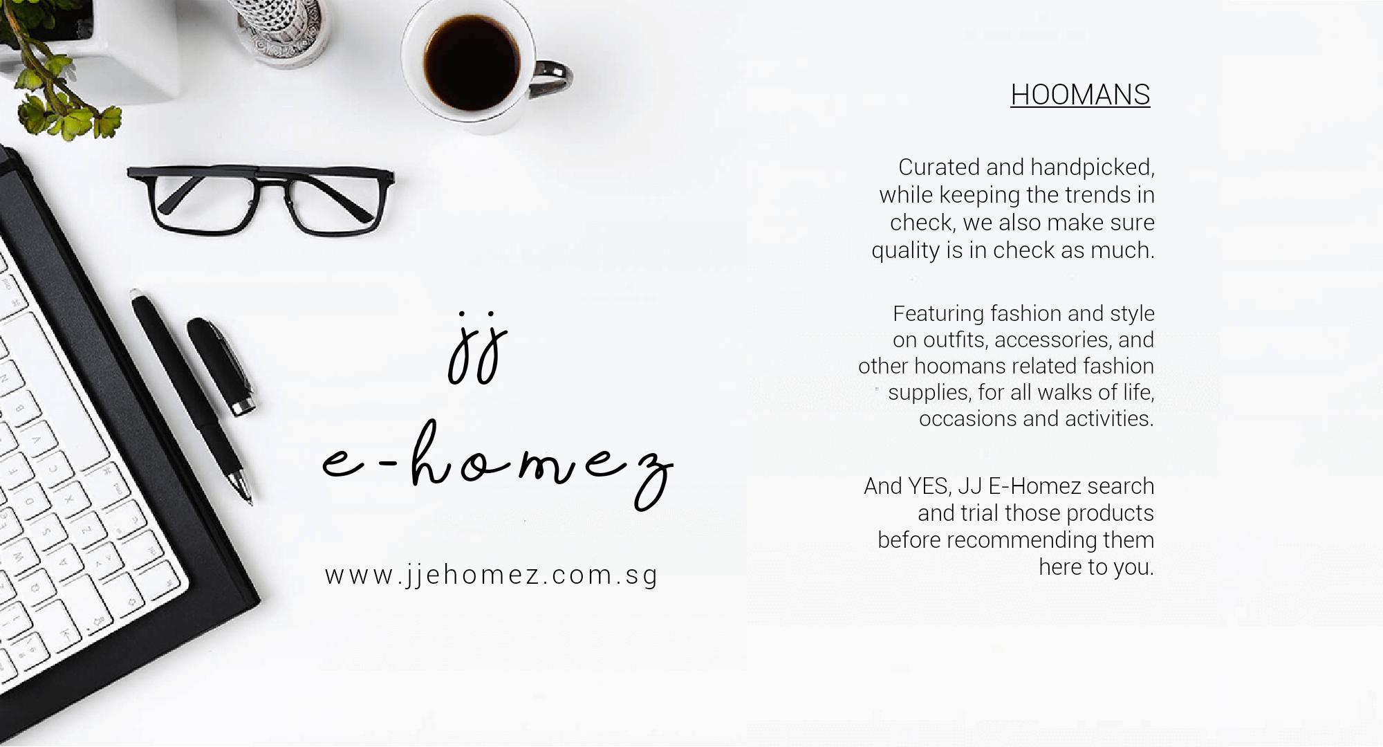 JJ E-Homez | HOOMANS