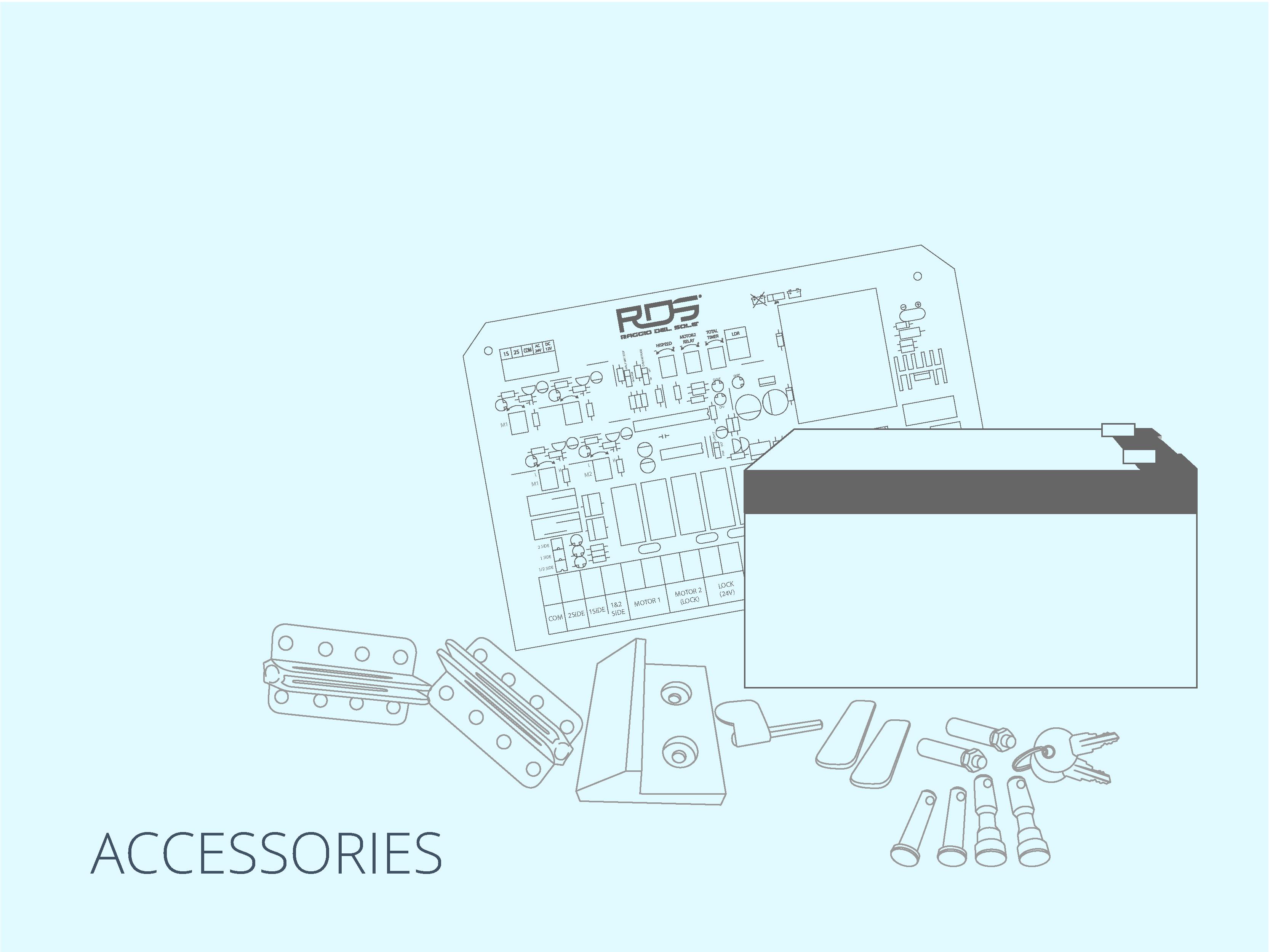 Raggio Del Sole | Accessories Products