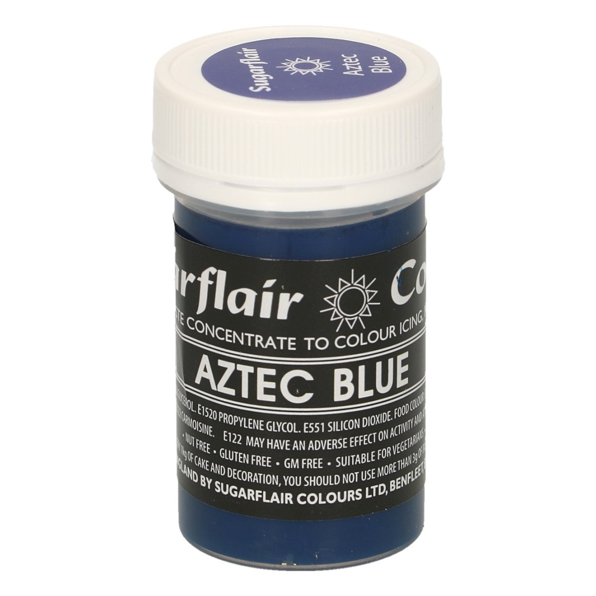 Sugarflair Concentrated Paste Aztel Blue 1.jpg