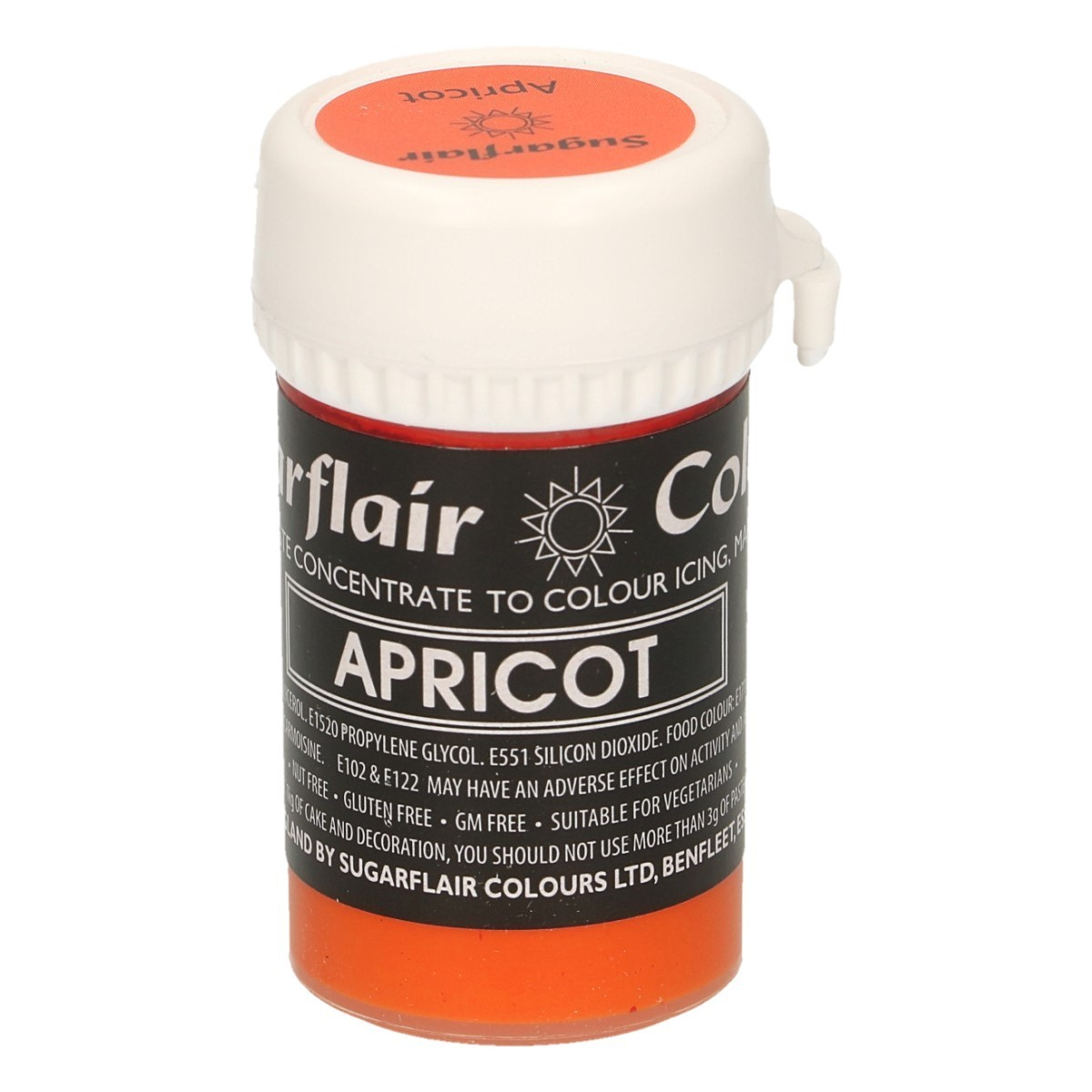 Sugarflair Concentrated Paste Apricot.jpg