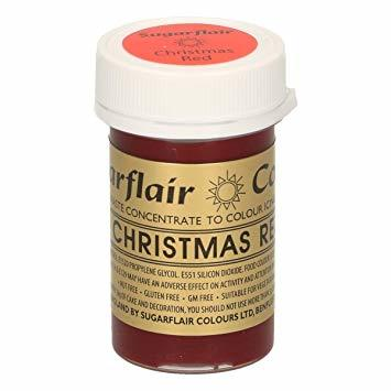 Sugarflair Concentrated Paste Christmas Red.jpg