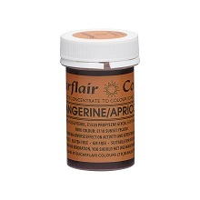 Sugarflair Concentrated Paste Tangerine:Apricot.jpg