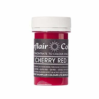 Sugarflair Concentrated Paste Cherry Red.jpg