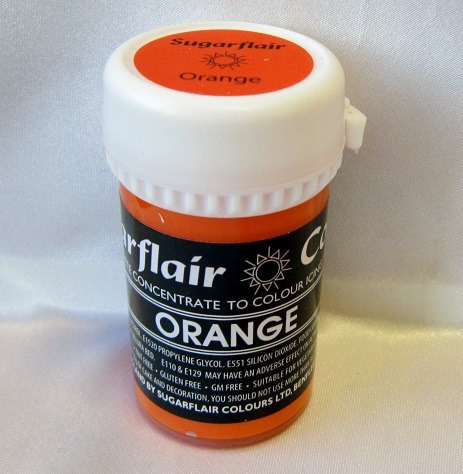 Sugarflair Concentrated Paste Orange.jpg