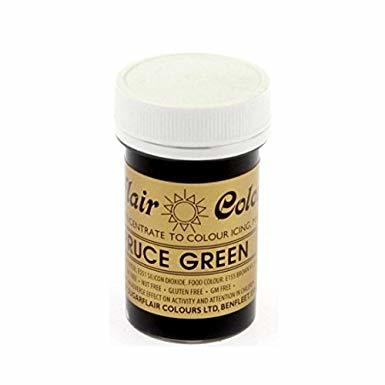Sugarflair Concentrated Paste Spruce Green.jpg