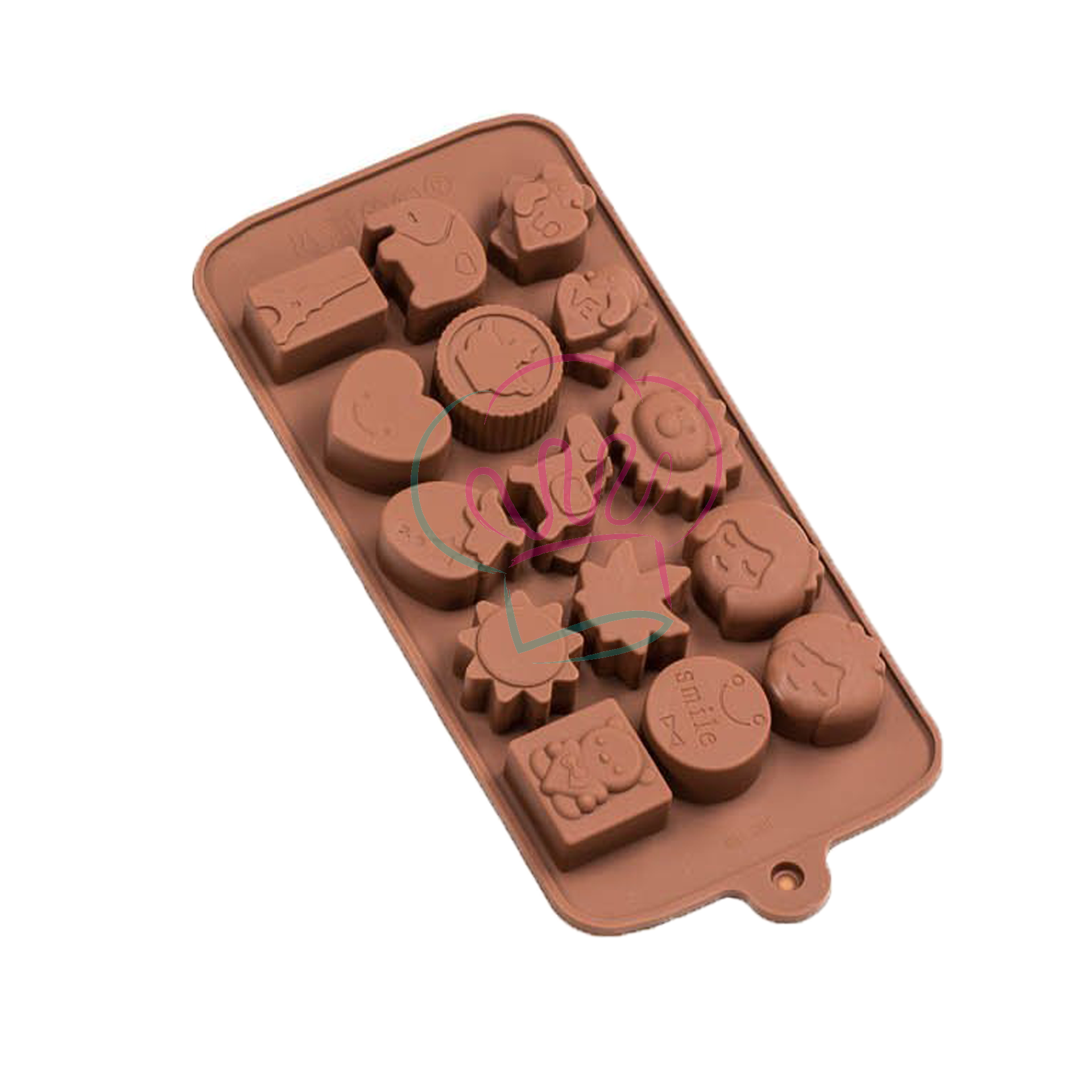 Assorted Design Chocolate Mould.png