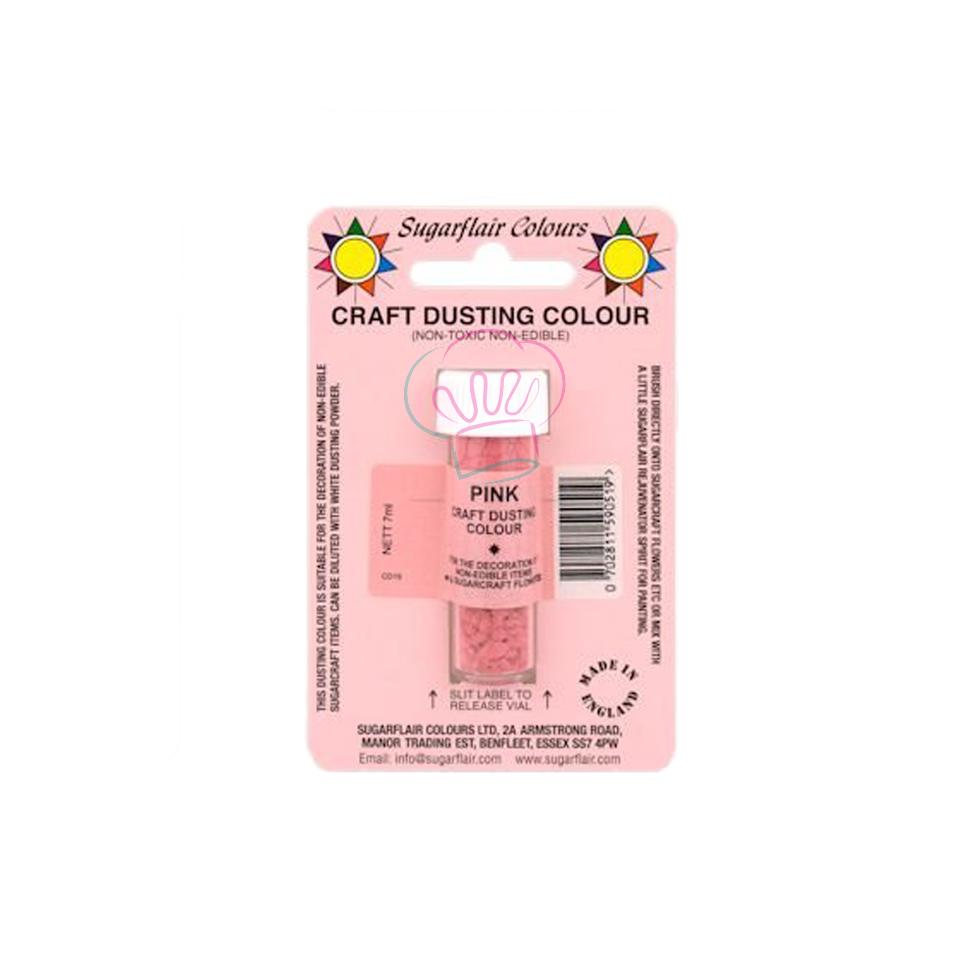 sugarflair non edible pink.png