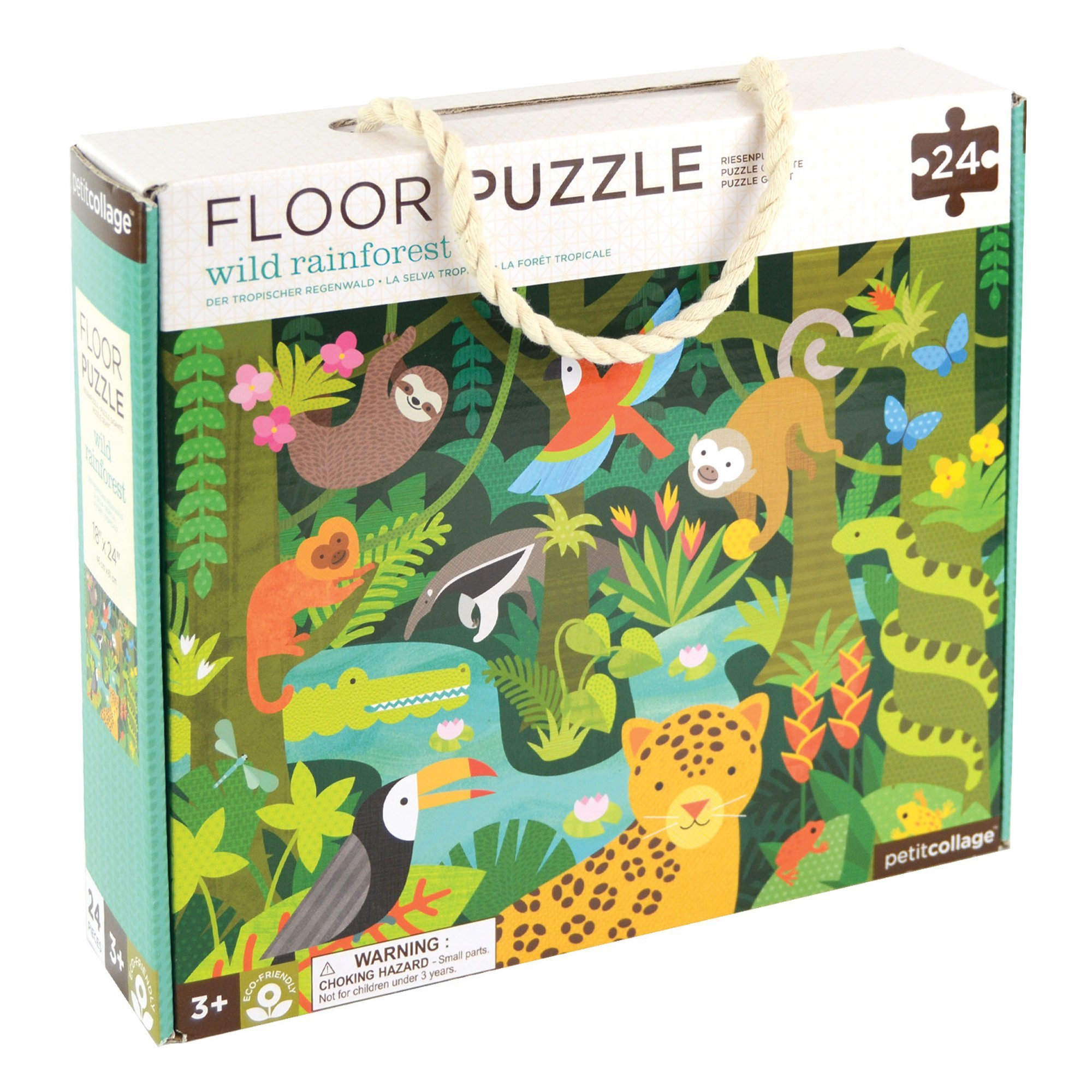 PETIT COLLAGE Wild Rainforest Floor Puzzle 1.jpg