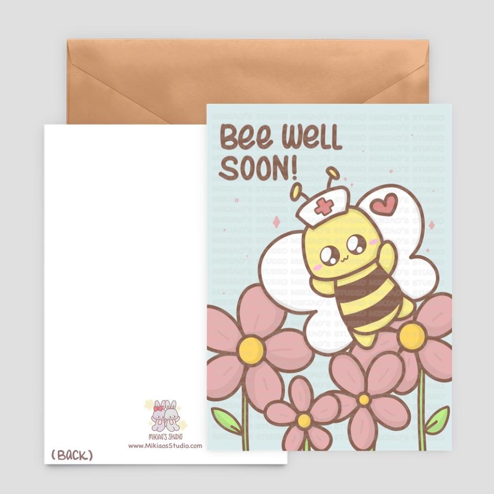 Bee well soon flatlay.jpg