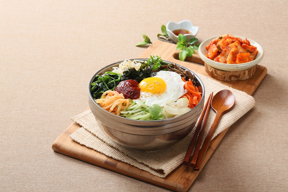 Kimchi Ajumma | Category - Explore All