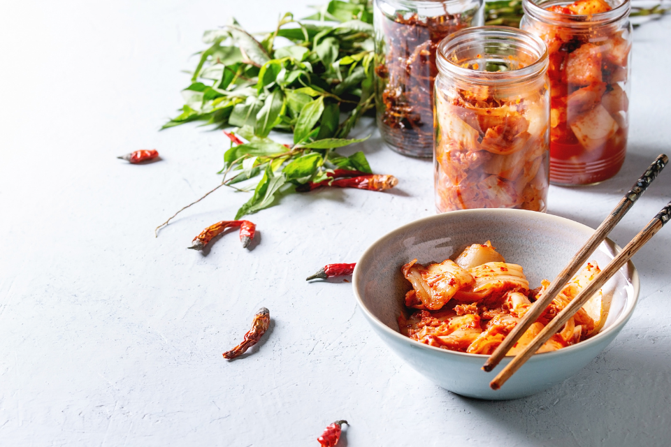 Kimchi Ajumma | Category - Kimchi & Pickle