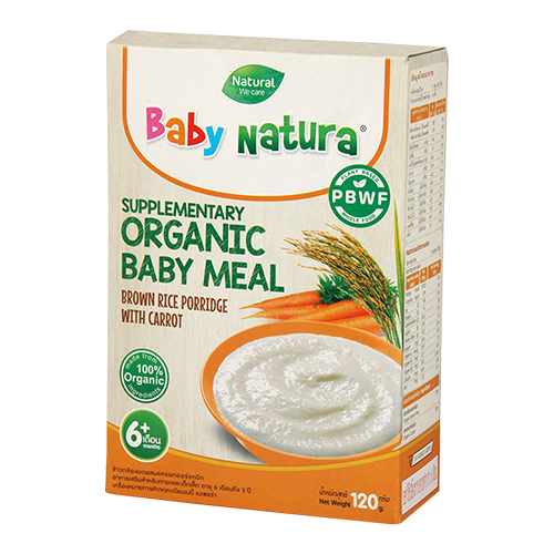brown rice porridge for baby - carrot.png