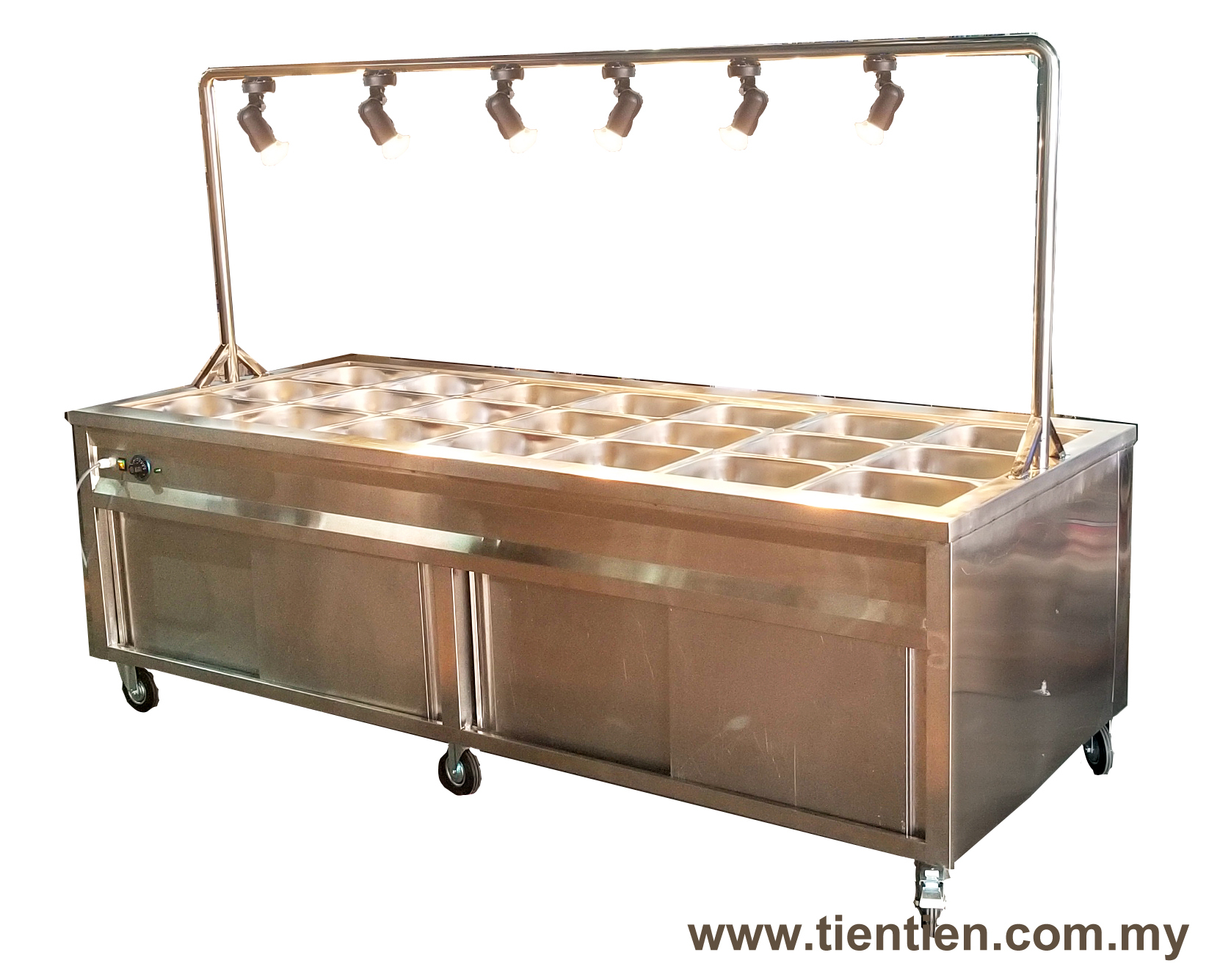bain marie cabinet 8ft with lightsb.jpg