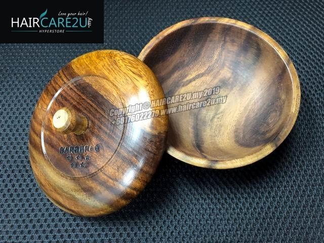 Barber & Co. 5-Star Wooden Shaving Bowl.jpg