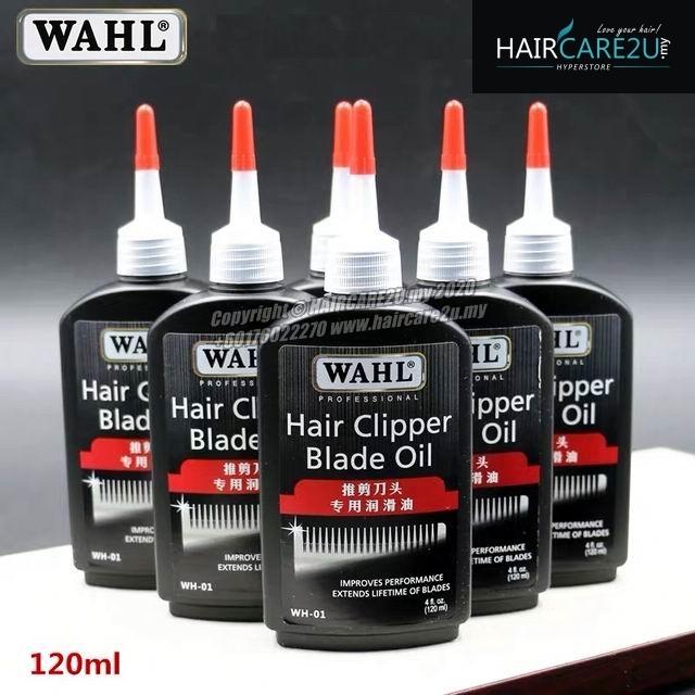 120ml WAHL Hair Clipper Blade Oil 2.jpg