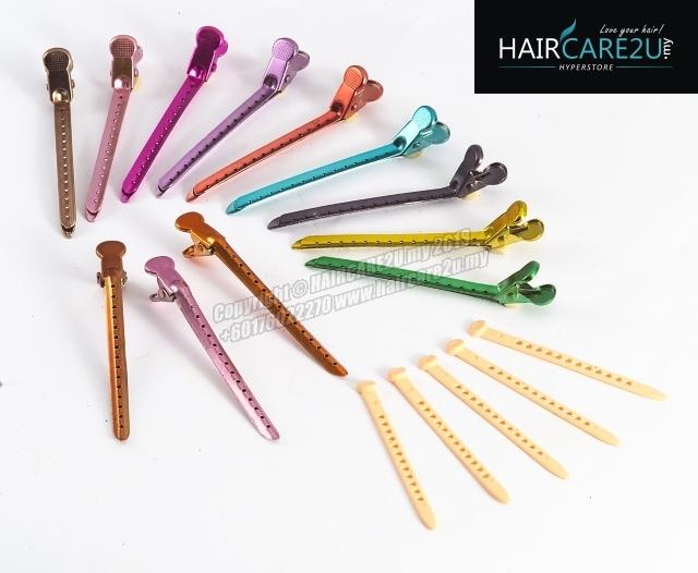 B010-C Color Aluminium Hair Clip.jpg