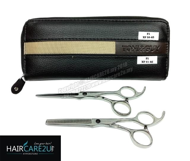 Toni & Guy F1 2in1 Hairdressing Scissor & Thinning Scissor.jpg