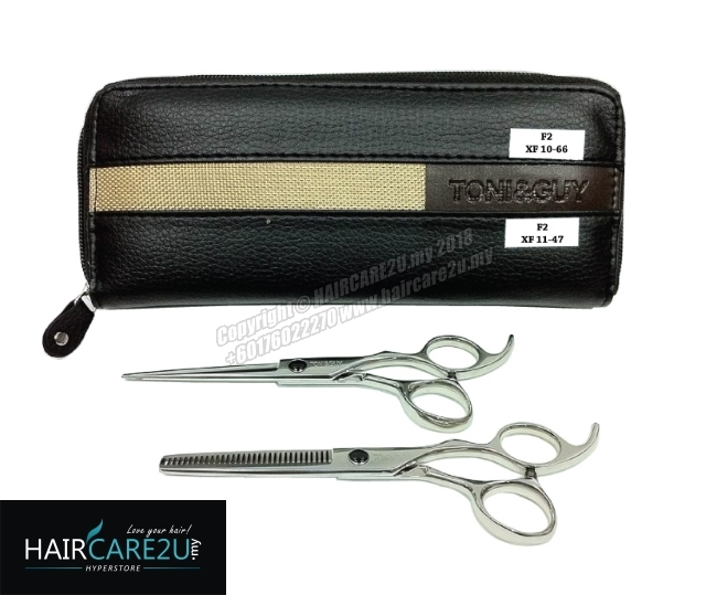 Toni & Guy F2 2in1 Hairdressing Scissor & Thinning Scissor.jpg