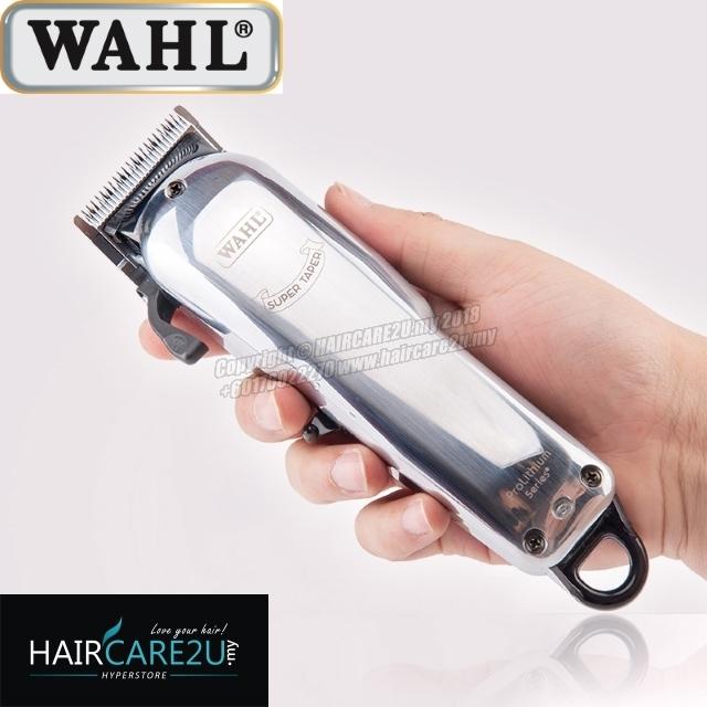 Wahl 8591-018 Cordless Taper Chrome Professional Hair Clipper 3.jpg