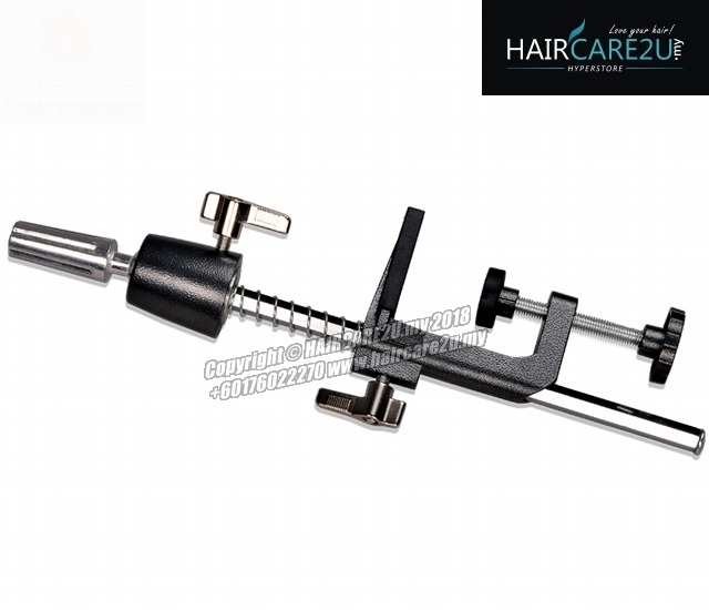 Barber Salon H0040 Adjustable Training Hair Mannequin Head Tripod Wig Stand.jpg