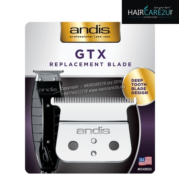 Andis GTX T-Outliner Deep Tooth Replacement Blade #04850.jpg