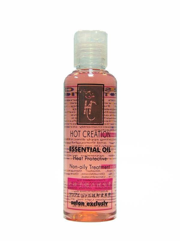 150ml Hot Creation Heat Protective Hair Essential Oil.jpg