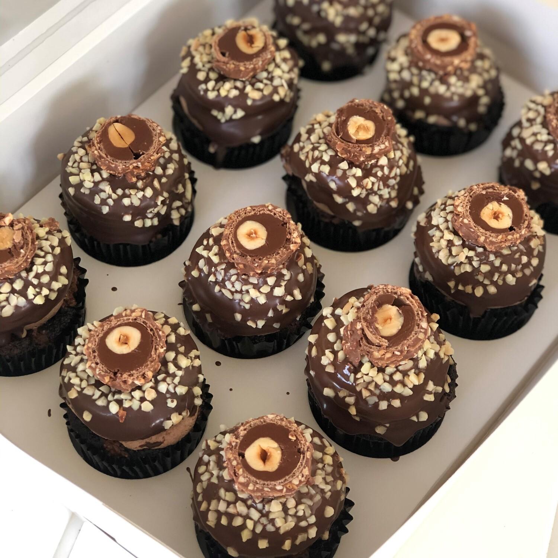 4. Ferrero Rocher Choc Cupcakes.jpg