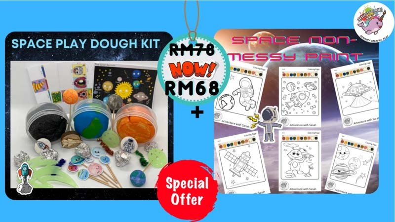 Space Play Dough + Space Non-Messy Water Coloring 1.jpg