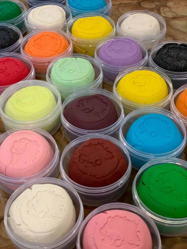 Playdough REFILLS - 6 Pastel Colors, Pastel Colors 1.jpg
