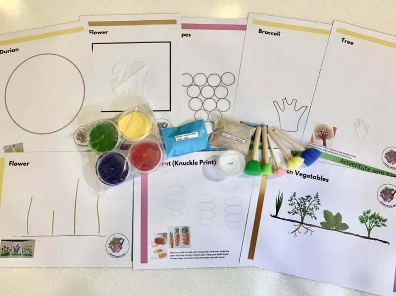 Gardening Finger Painting Kit 1.jpg