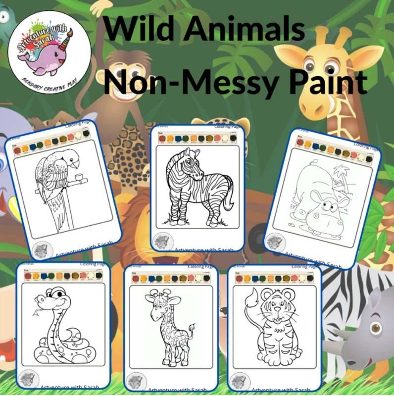 Water Coloring - Wild Animals 1.jpg