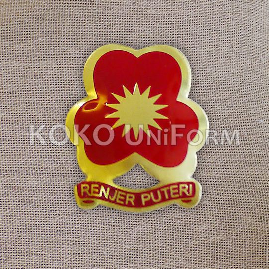 Renjer Puteri Tenderfoot badge.jpg