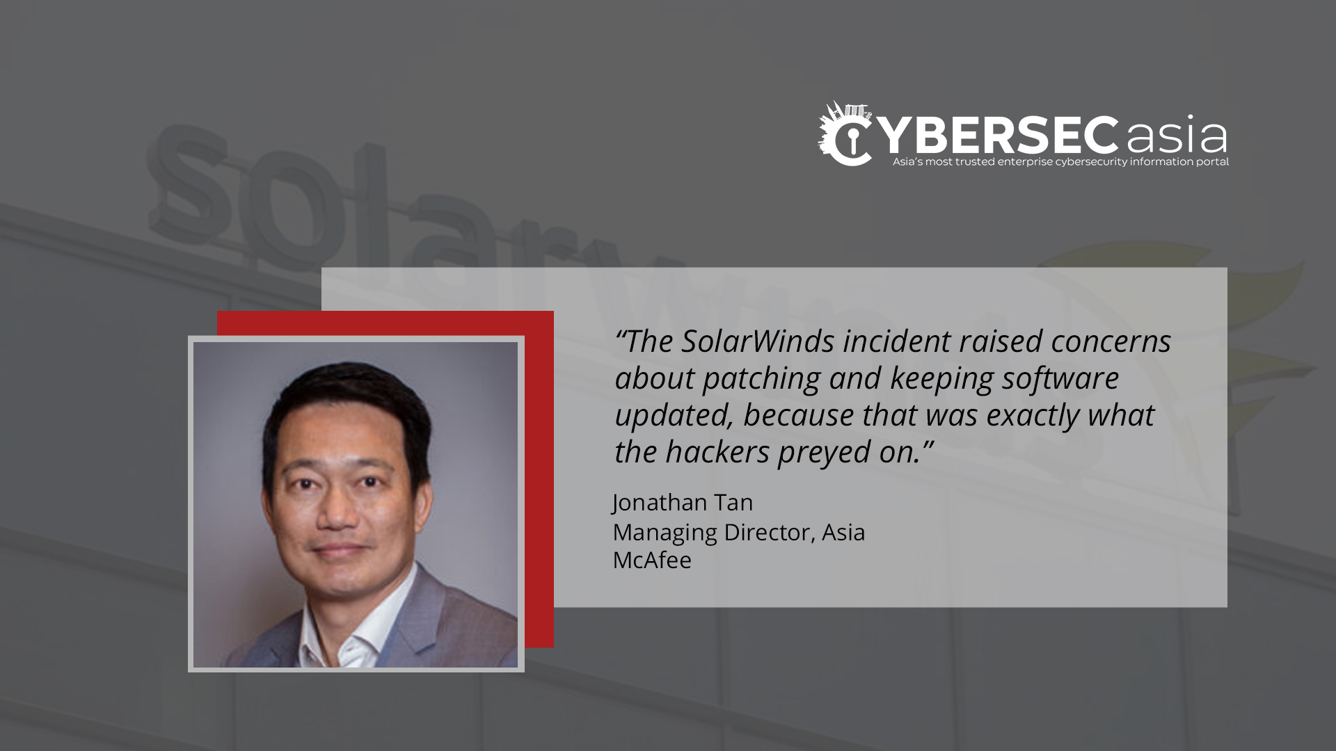 Another SolarWinds-level attack is coming: are you ready?