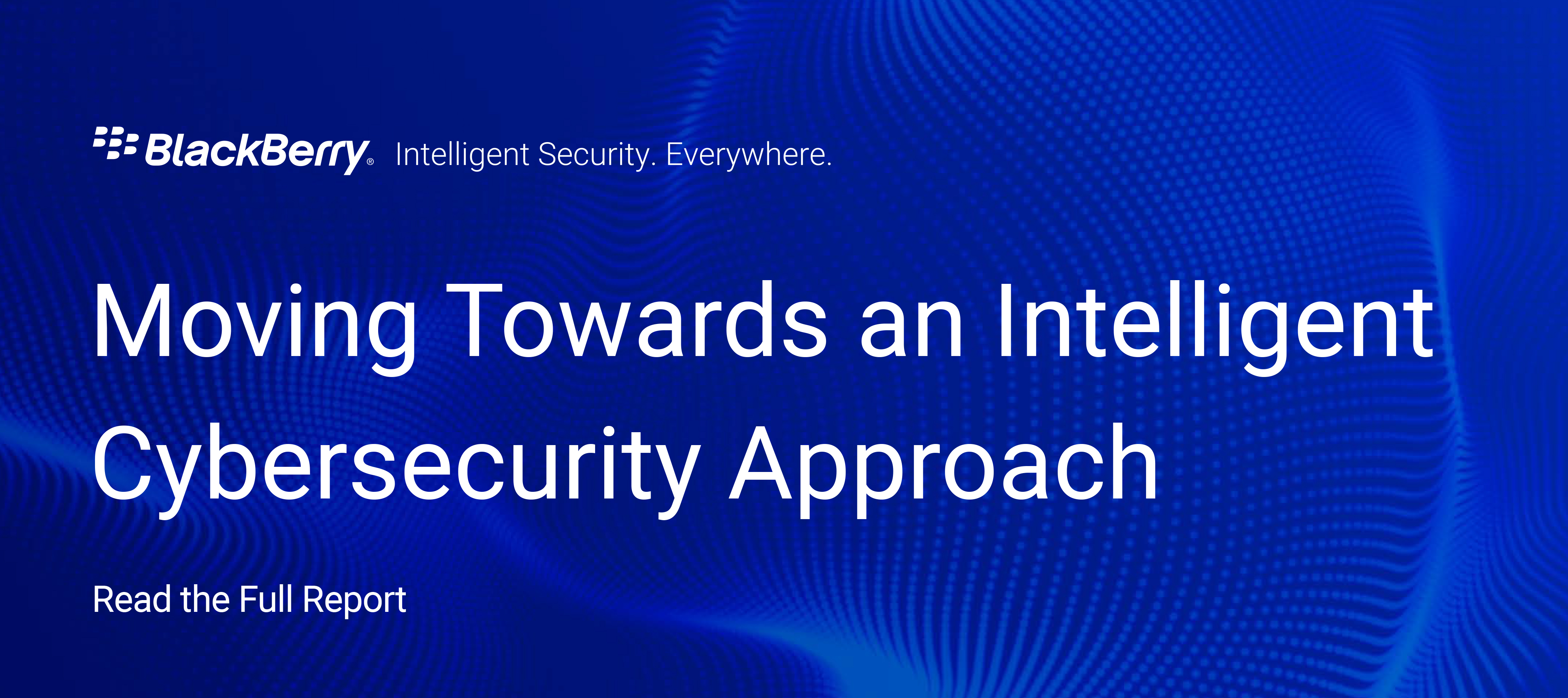 Moving towards an intelligent cybersecurity approach