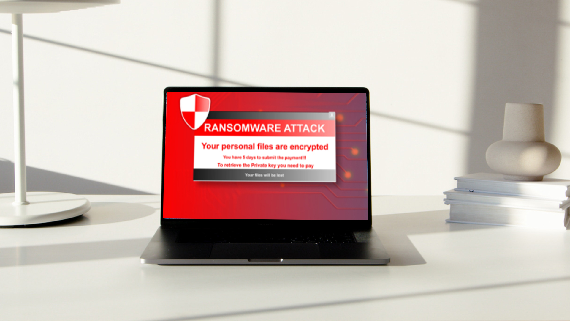 Ransomware prevention is better than cure