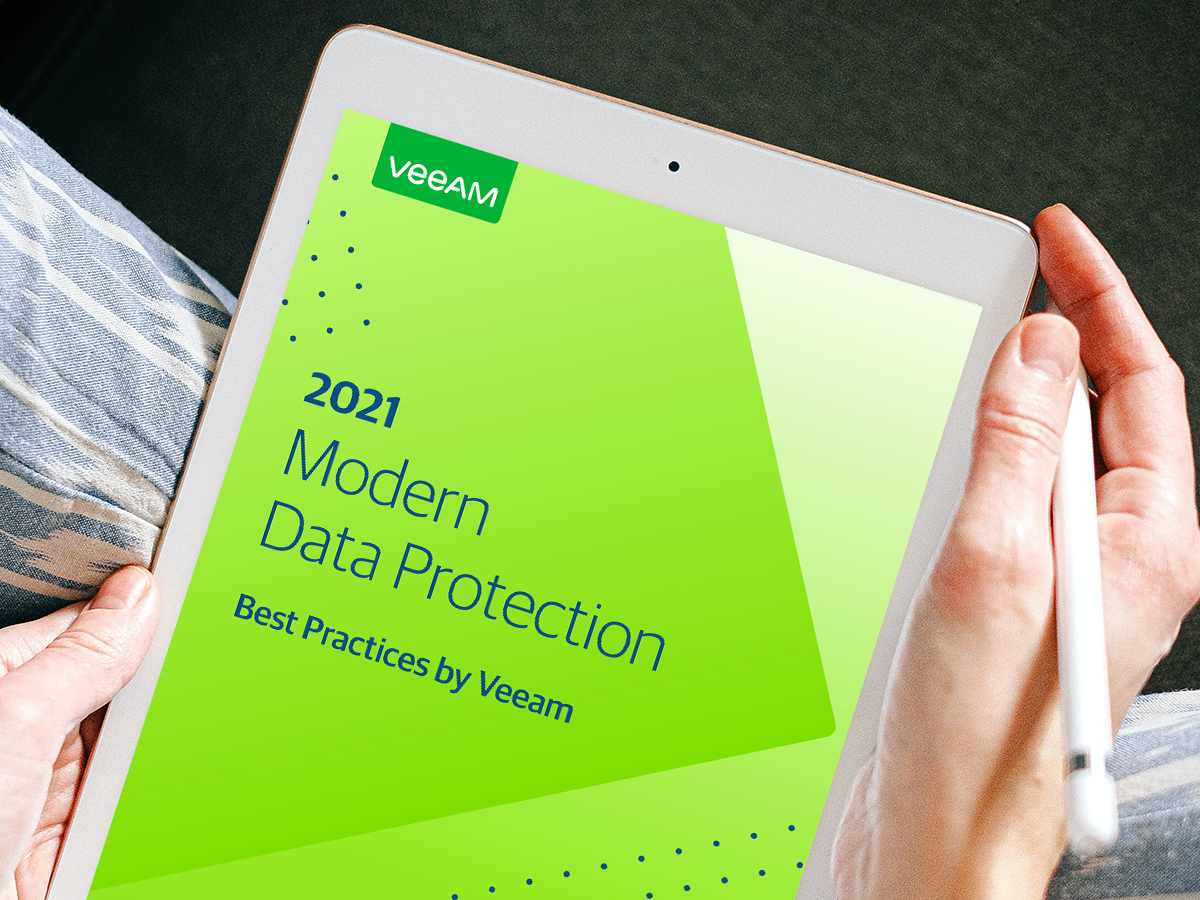 2021 modern data protection best practices