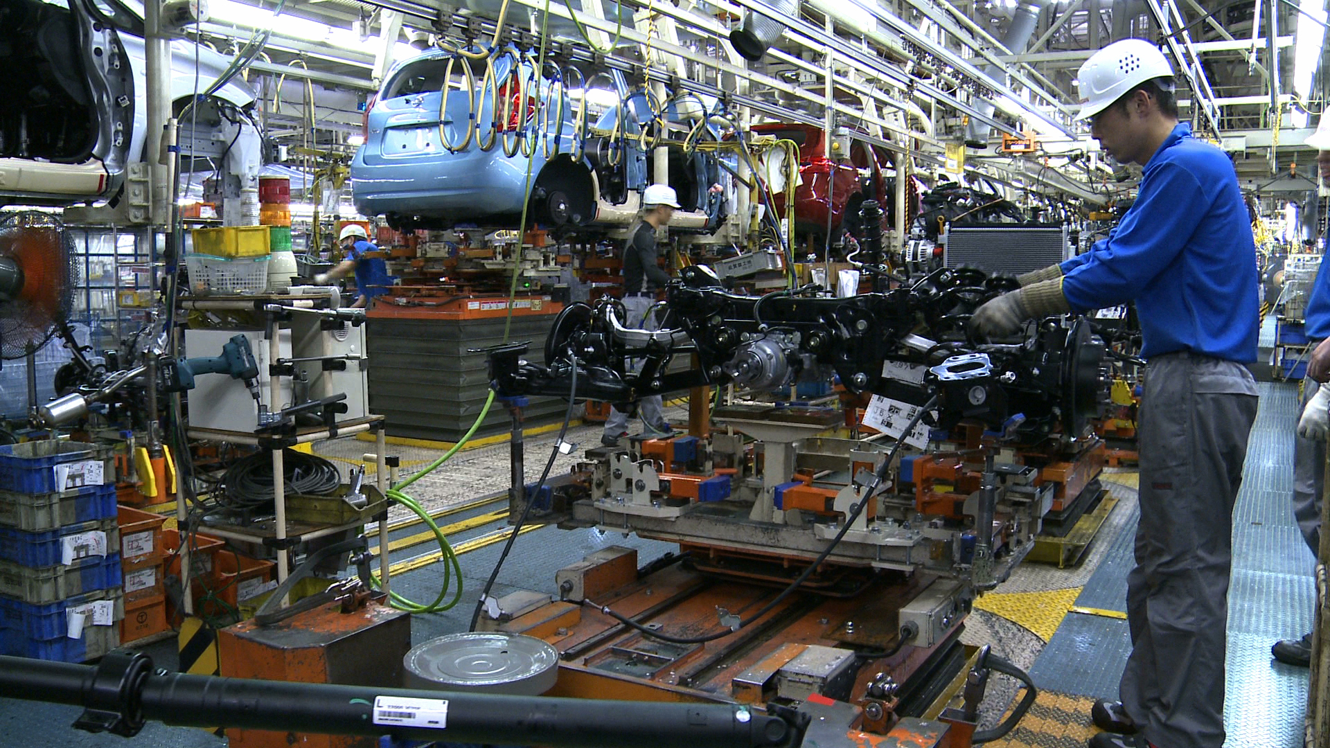 Japanese car maker fends off cyber threats with predictive analytics