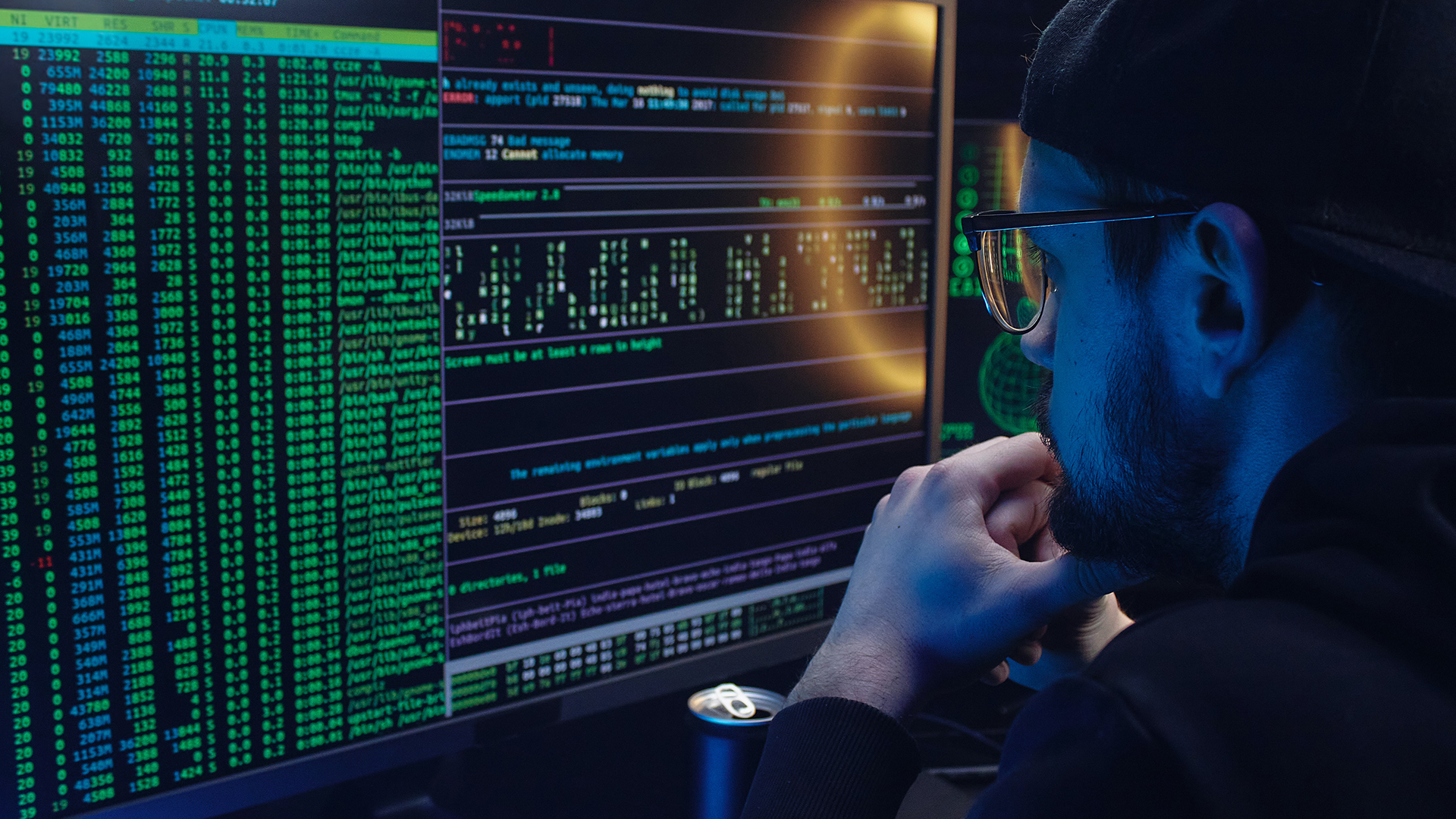 Which SME cyber threat outnumbers phishing and ransomware threats combined?