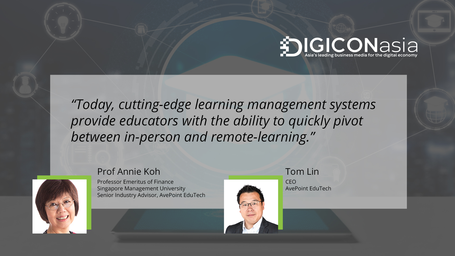 Navigating the changing tides of higher education with technology
