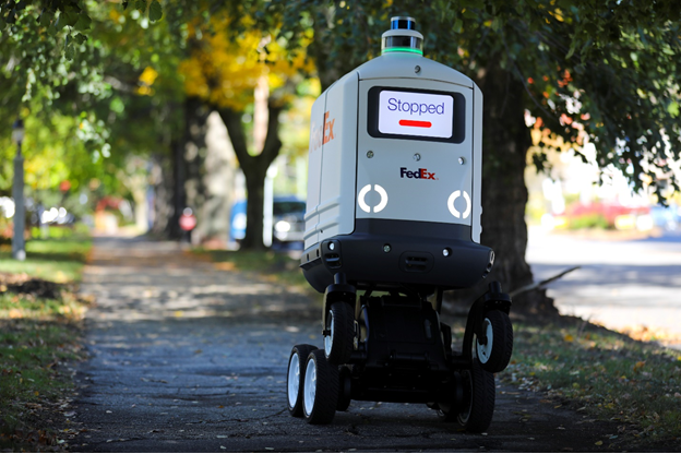 Roxo the SameDay delivery bot arrives in Japan