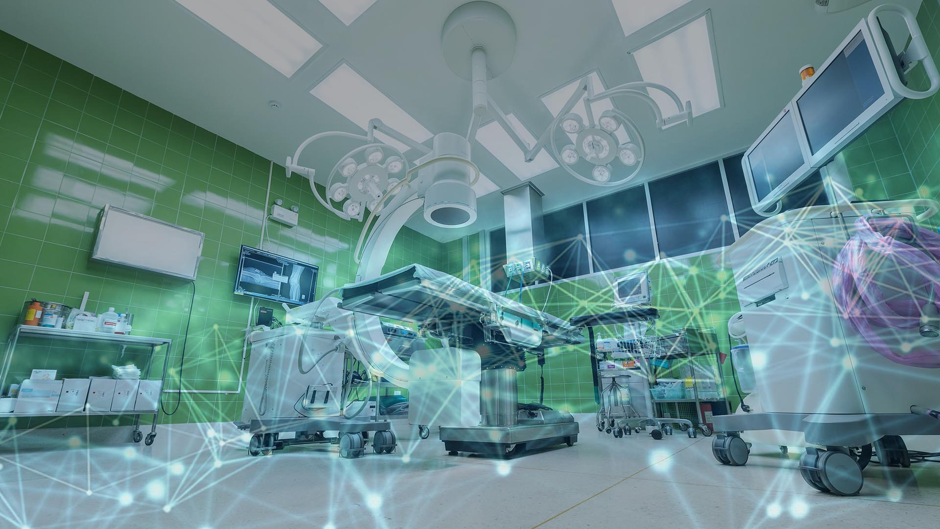 Turning to connected workflows to solve hospital administration woes