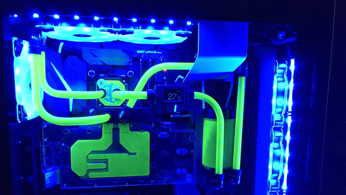 Liquid cooling tech is catching on in data centers