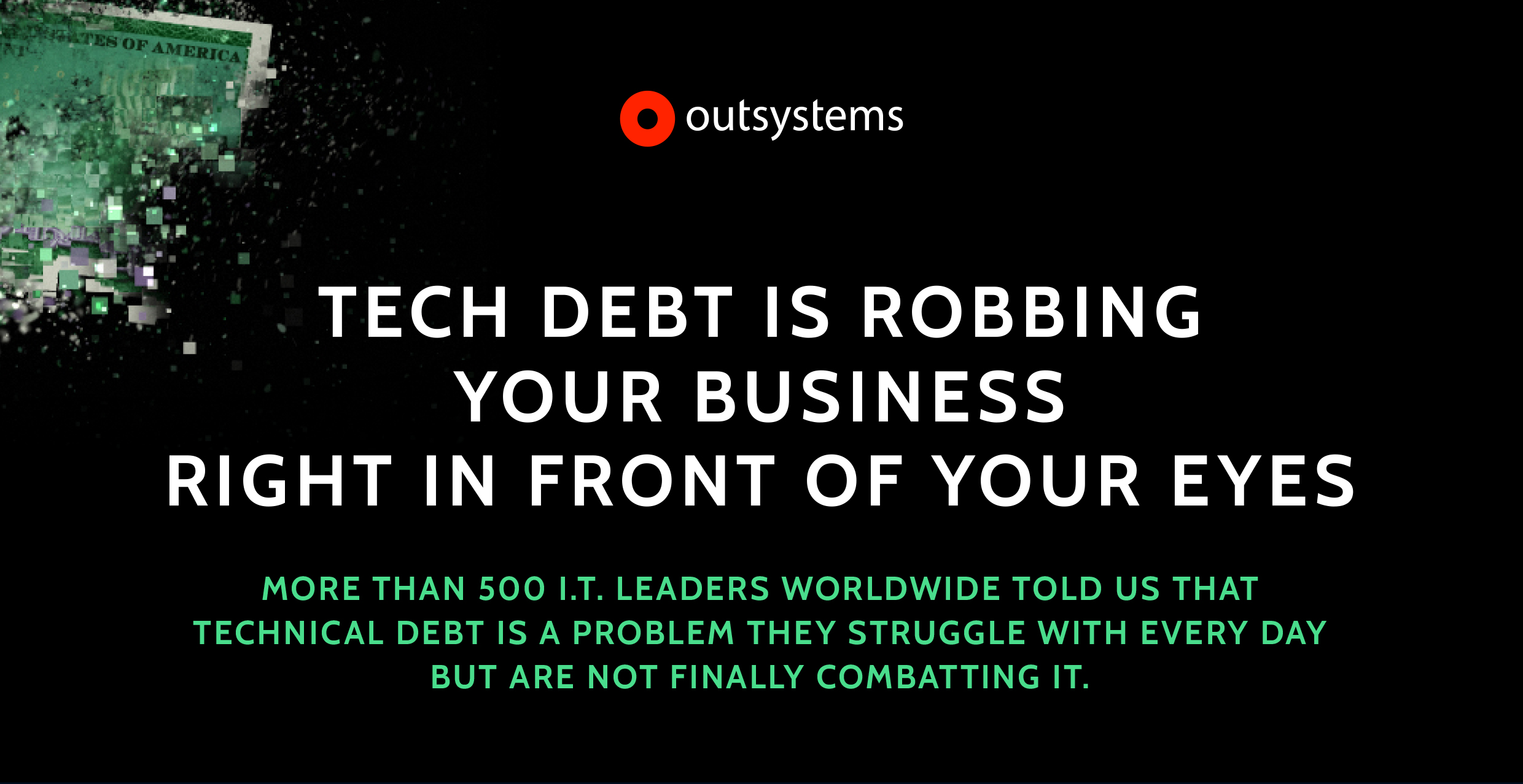 Tech debt is robbing your business…