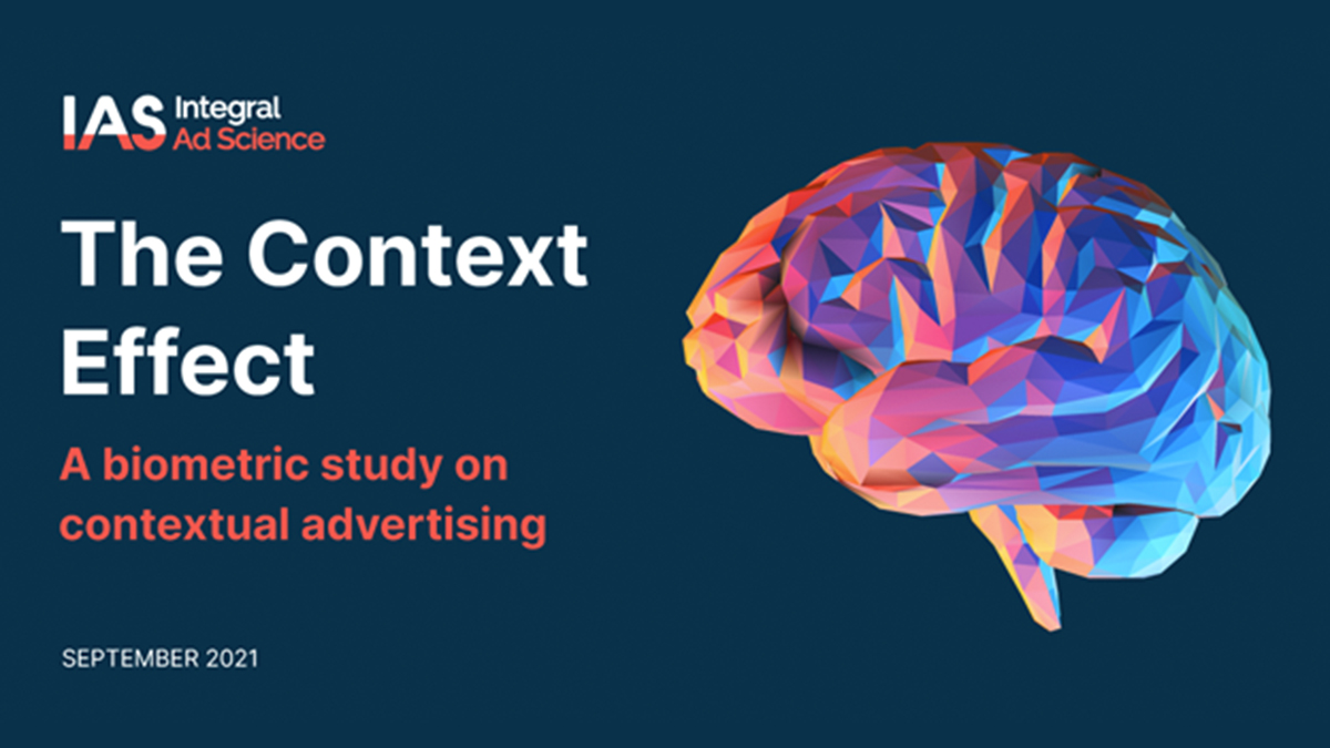 Ad context increases memorability up to 40%