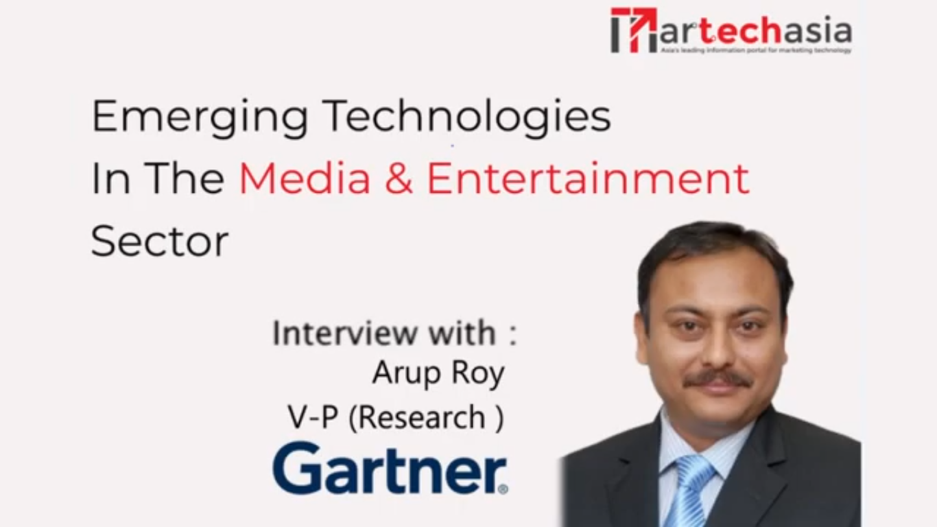 AI-based product campaigns are highly targeted & contextual: Gartner