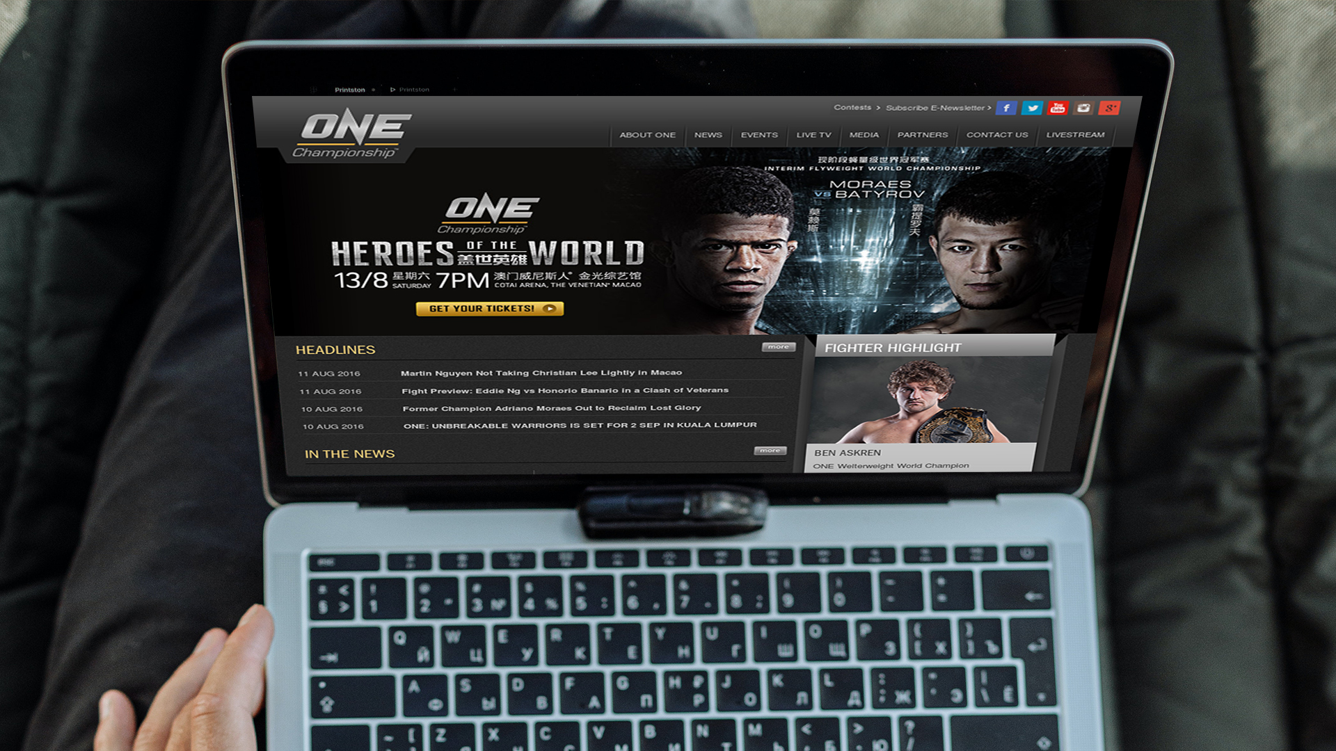 ONE Championship (ONE)