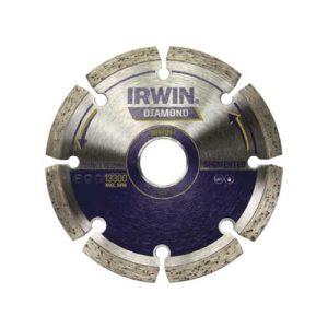 Irwin Segmented Diamond Cutting Blade
