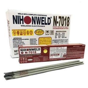 Nihonweld Welding Rod N7018 1/8 3.2mm for sale online